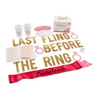 "Kate Aspen® 66-Piece ""Last Fling Before the Ring"" Bachelorette Party Kit"