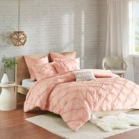 Urban Habitat Talia King/California King Duvet Cover Set in Pink