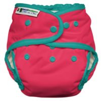Best Bottom Heavy Wetter One Size All-in-One Diaper in Same Old Love