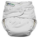 Best Bottom Heavy Wetter One Size All-in-One Diaper in Vanilla