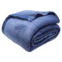Berkshire Blanket Luxury PrimaLush™ Full/Queen Blanket in Cadet Blue
