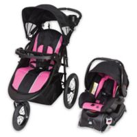 Baby Trend® Cityscape Jogger Travel System in Rose