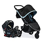 BRITAX® B-Free & Endeavours Travel System in Frost