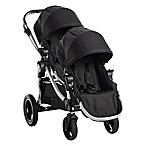 Baby Jogger® City Select® Stroller with Second Seat in Onyx/Silver