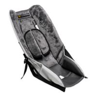 Burley Baby Snuggler Trailer Insert in Grey