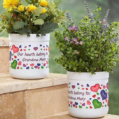 skillful design plant pots cheap. My Heart Belongs Flower Pot Buy Decorative Pots from Bed Bath  Beyond