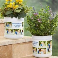 Picture Perfect Outdoor Flower Pot