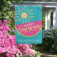 Simply Summer Garden Flag