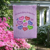 My Heart Belongs To...Garden Flag