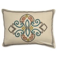 Waverly® Boho Passage Embroidered Pillow
