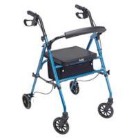Standard Personal Rollator in Sky Blue