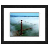 Golden Gate Bridge 2 22-Inch x 26-Inch Framed Wall Art