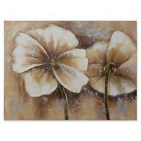 Full Bloom II 31.5-Inch x 23.5-Inch Canvas Wall Art