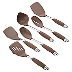Anolon® SureGrip™ 6-Piece Nylon Nonstick Utensil Set in Bronze