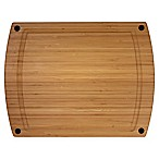 Totally Bamboo 13-Inch x 17-Inch Cutting Board