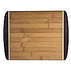 Totally Bamboo® Java 9-Inch x 12-Inch Java Cutting/Serving Board