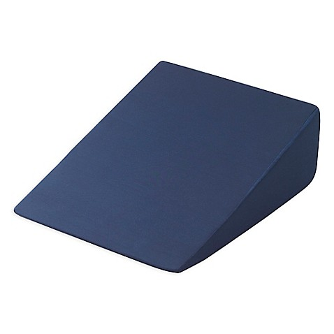Drive Medical Bed Wedge Cushion In Blue Bed Bath Amp Beyond