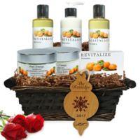 Pure Energy Apothecary Ultimate Body Satsuma Holiday Gift Basket