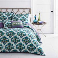 Azalea Skye® Luna Reversible King Duvet Cover Set in Blue