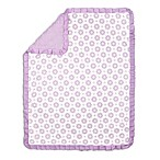 The Peanut Shell® Lilac Kisses Blanket