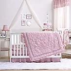 The Peanut Shell® Floral Whisper 3-Piece Crib Bedding Set