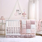 The Peanut Shell® Grace 4-Piece Crib Bedding Set