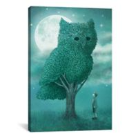 iCanvas Cover Art 12-Inch x 18-Inch Canvas Wall Art