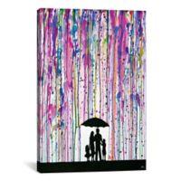 iCanvas Home 12-Inch x 18-Inch Canvas Wall Art