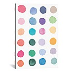 iCanvas Palette 40-Inch x 26-Inch Canvas Wall Art