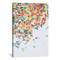 iCanvas Sprinkles I 26-Inch x 40-Inch Canvas Wall Art
