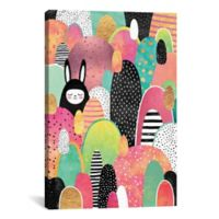 iCanvas Deep in the Forest 12-Inch x 18-Inch Canvas Wall Art