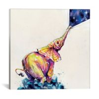 iCanvas Snickers Ice Cream 18-Inch Square Canvas Wall Art