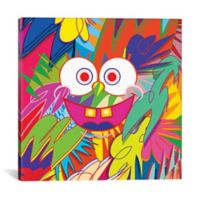 iCanvas SpongeBob 26-Inch Square Canvas Wall Art