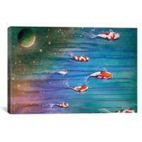 iCanvas Flight of the Even Tide 26-Inch x 40-Inch Canvas Wall Art