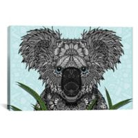 iCanvas Koala 18-Inch x 26-Inch Canvas Wall Art