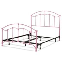 Fashion Bed Amberley Full Kids Bed in Pink