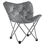 Butterfly Chair in Grey