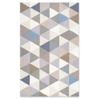 nuLOOM Anderson 7-Foot 6-Inch x 9-Foot 6-Inch Area Rug in Grey