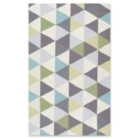 nuLOOM Anderson 7-Foot 6-Inch x 9-Foot 6-Inch Area Rug in Green