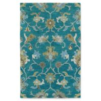 Kaleen Helena Agave 10-Foot x 15-Foot Area Rug in Turquoise