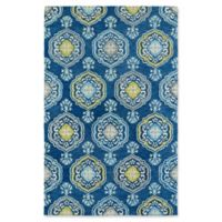 Kaleen Helena Damali9-Foot x 12-Foot Area Rug in Blue