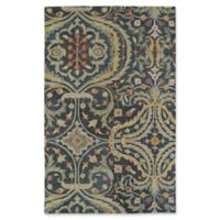 Kaleen Helena Andreas 9-Foot x 12-Foot Area Rug in Pewter