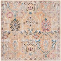Safavieh Bristol Simone 7-Foot Square Area Rug in Camel