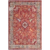 Safavieh Bristol Samara 5-Foot 1-Inch x 7-Foot 6-Inch Area Rug in Rose