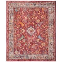 Safavieh Bristol Samara 8-Foot x 10-Foot Area Rug in Rose