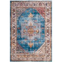 Safavieh Bristol Lana 5-Foot 1-Inch x 7-Foot 6-Inch Area Rug in Blue
