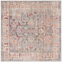 Safavieh Bristol Heather 7-Foot Square Area Rug in Grey