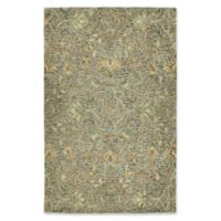Kaleen Chancellor Kashan 4' x 6' Hand-Tufted Area Rug in Taupe
