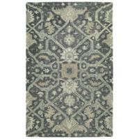 Kaleen Chancellor Regal 2-Foot x 3-Foot Accent Rug in Graphite