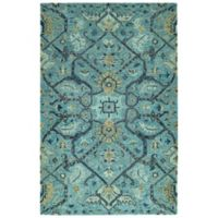 Kaleen Chancellor Regal 10' x 14' Hand-Tufted Area Rug in Blue